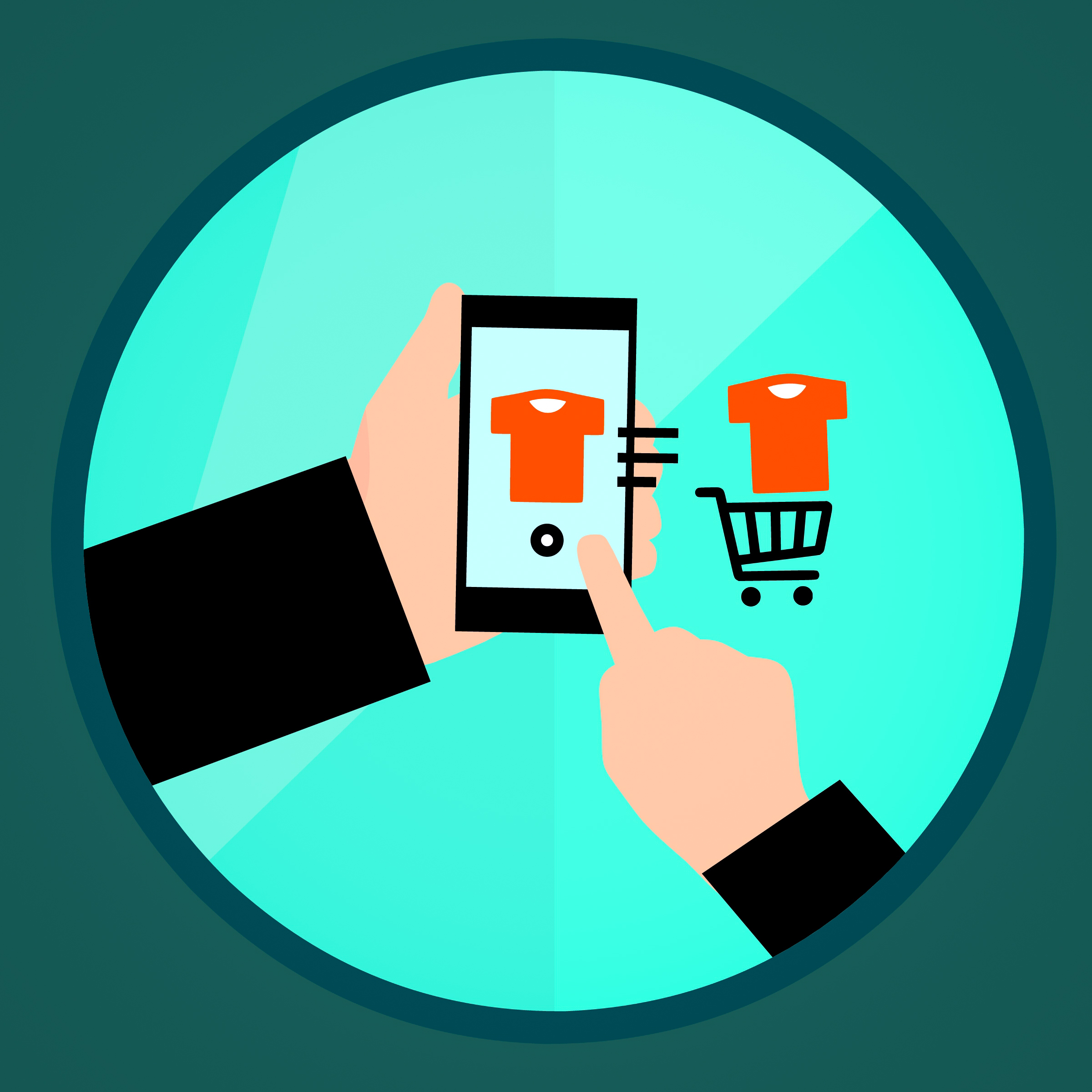 mobile commerce at lower cost